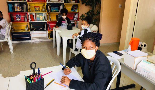 EURECA mantém alunos ativos e com a saúde mental em dia durante isolamento