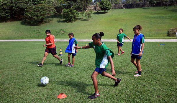 Meninas no esporte, uma relação que exige lugar de fala, espaço de escuta e oportunidades